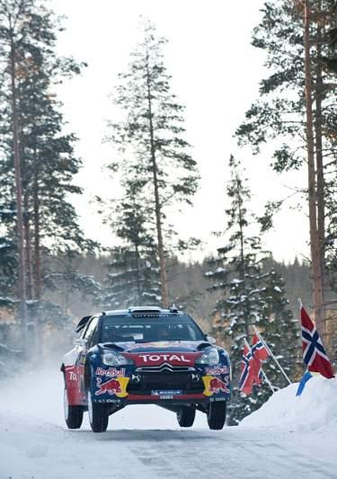 Rali da Suécia 2011