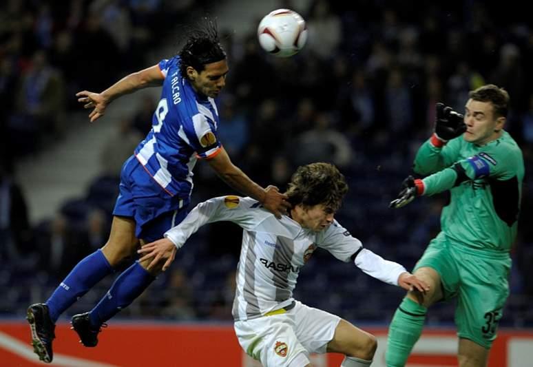 FC Porto-CSKA