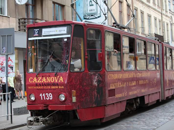 Eléctrico de Lviv