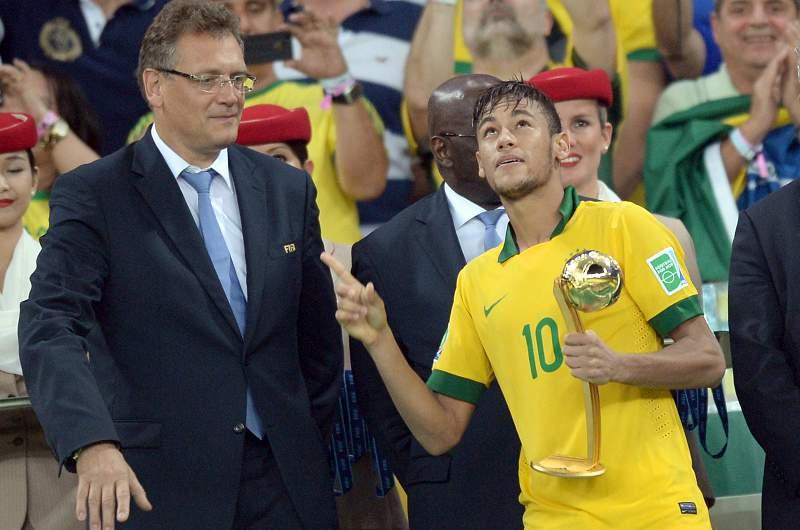 A festa brasileira na Taça das Confederações