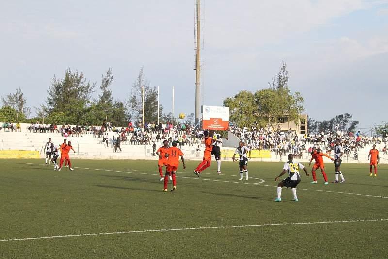 Poule Moçambola 2014: Estrela vs Desportivo