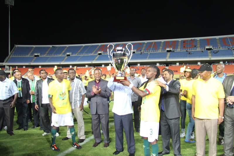 Festa Taça Moçambique