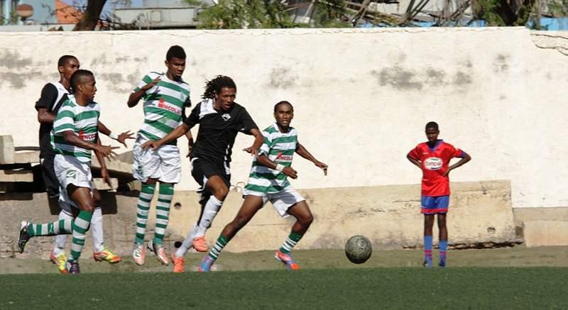 Sporting da Praia x Académica do Porto Novo