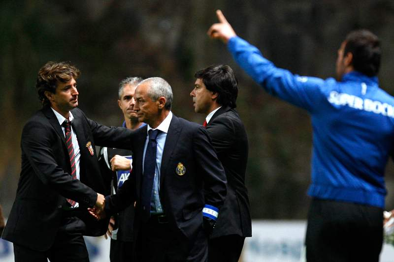 5ª J: Sp. Braga 1-0 FC Porto