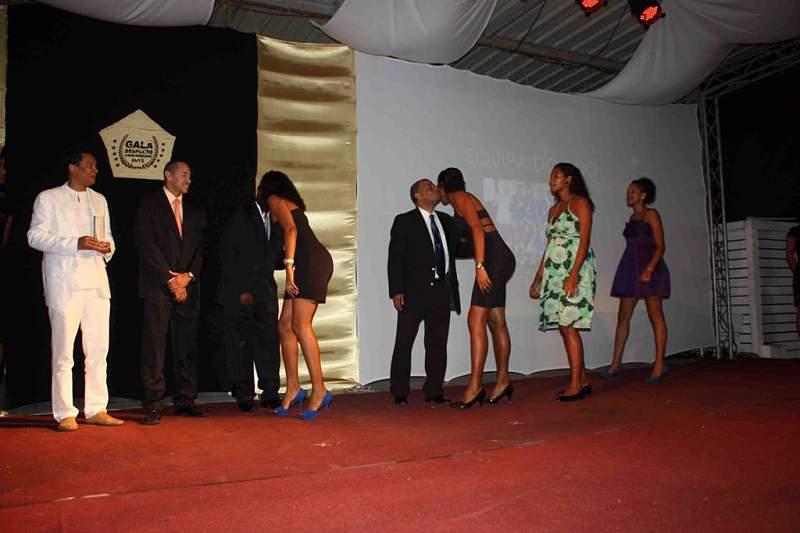 Académica de Mindelo (voleibol), Equipa do Ano