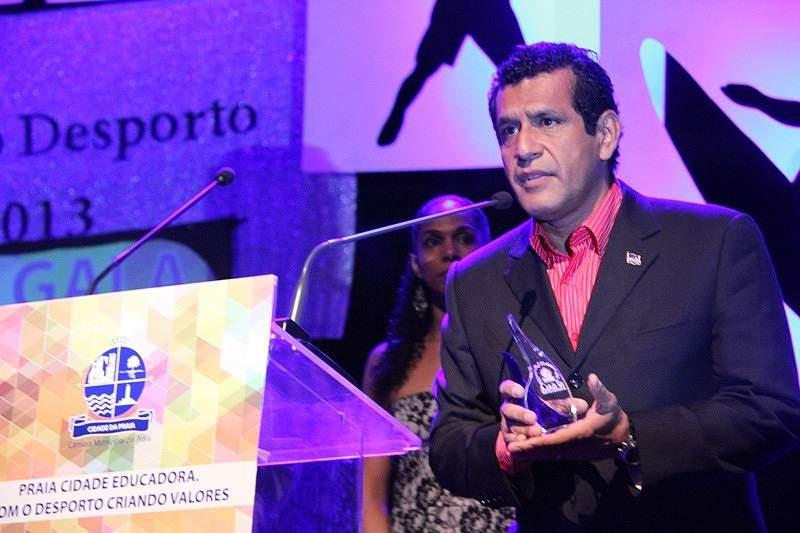 José Rodrigo Bejarano, o Dirigente do Ano
