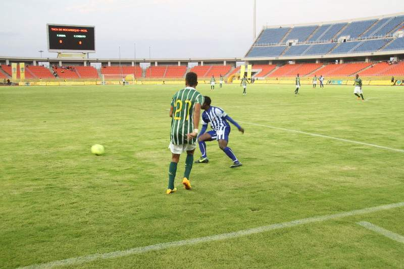 Final Taça de Moçambique: Fer. Beira - Chibuto