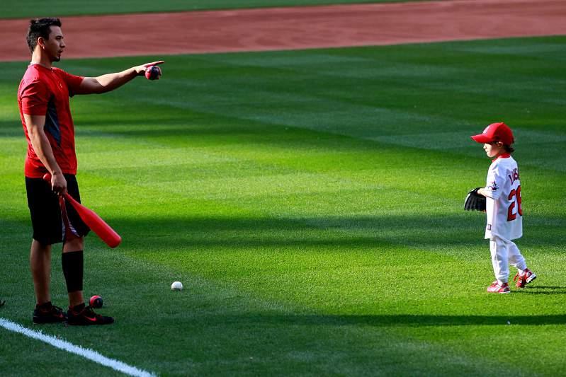 Basebol - World Series 2011 (1)