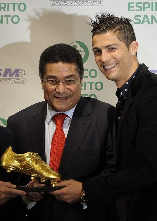 Eusébio e CR7  (2011)
