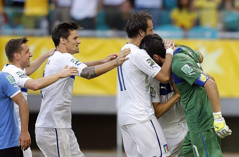 Uruguai-Itália