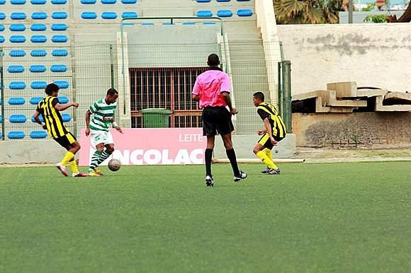 Sporting da Praia vs Solpontense de Sto. Antão