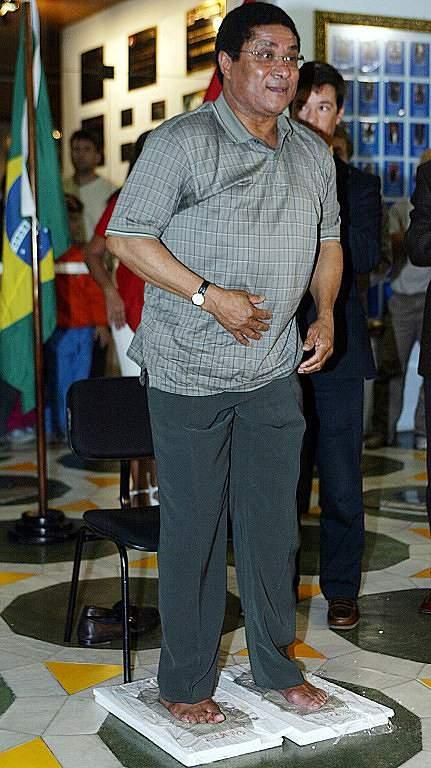 Eusébio no Rio de Janeiro (2004)