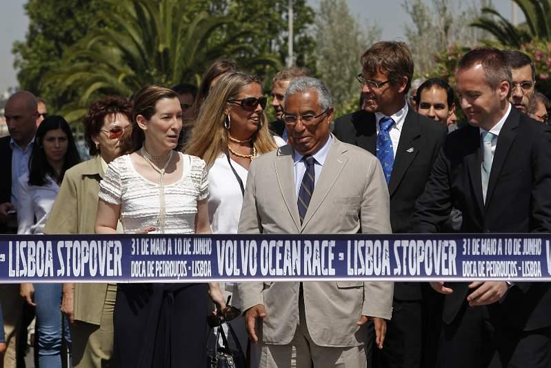 Volvo Ocean Race  - Chegada a Lisboa