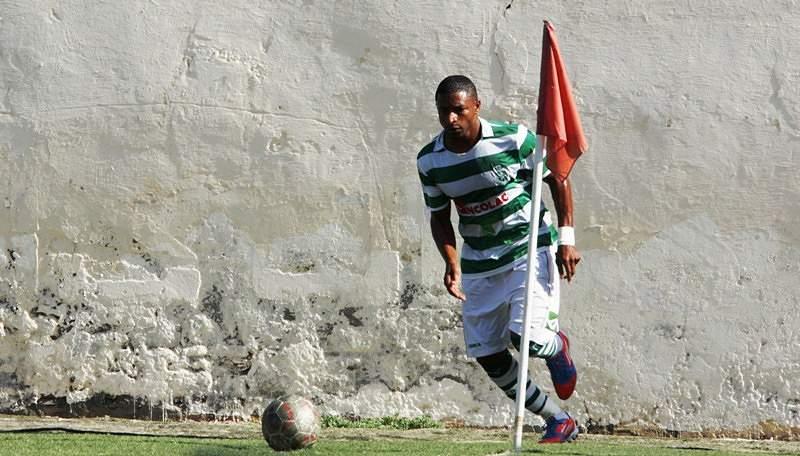 Vargas do Sporting da Praia