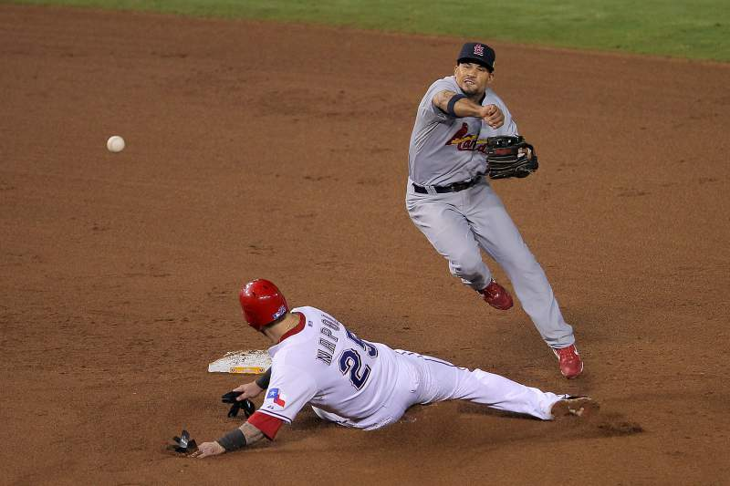 Basebol - World Series 2011