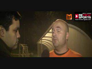 ROFF VS SAPO - FLASH INTERVIEW IVO TORRES