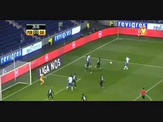 FC Porto, Jogada, Jackson Martínez, 30m