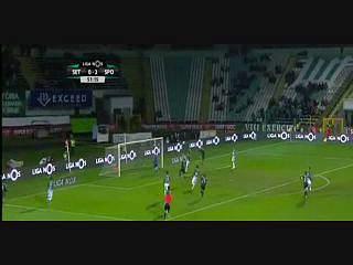 Sporting, Golo, Slimani, 52m, 0-3