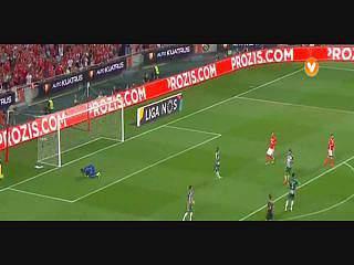 Benfica, Jogada, Pizzi, 7m