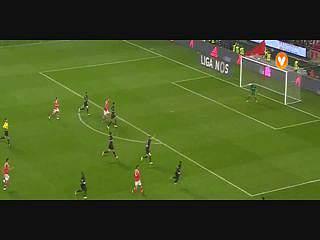 Benfica, Jogada, Jonas, 79m