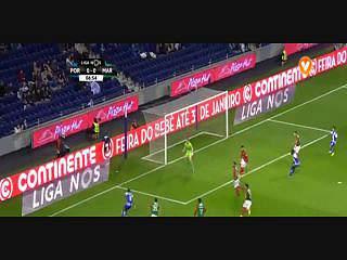 FC Porto, Jogada, Brahimi, 7m