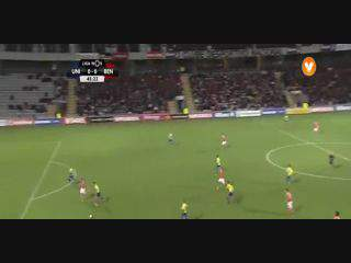 Benfica, Jogada, Mitroglou, 46m