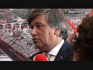 """Laurentino Dias adia comentário ao """"Caso Queiroz"""""""
