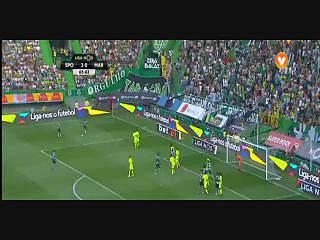 Sporting, Caso, Maurício, 66m