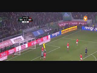 Sporting, Caso, Slimani, 68m