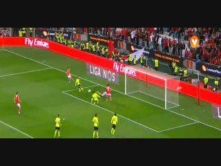 Benfica, Jogada, Pizzi, 54m
