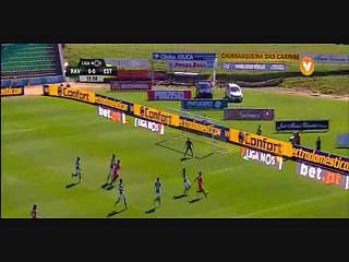 Estoril, Golo, Matheus Índio, 16m , 0-1