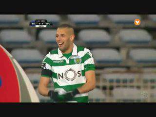 Sporting, Caso, Slimani, 59m