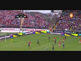Benfica, Jogada, Salvio, 15m