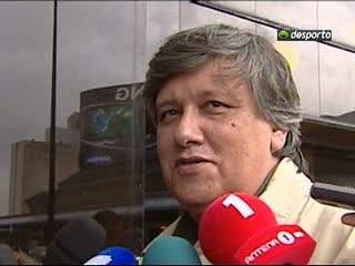 """Laurentino Dias: """"Desejo uma vitória"""""""