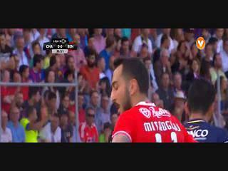 Liga (6ªJ): Resumo Chaves 0-2 Benfica