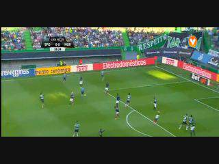 Sporting, Golo, Gelson Martins, 27m, 1-0