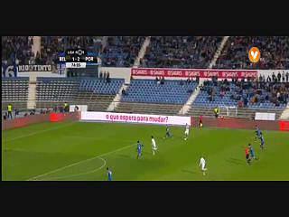 FC Porto, Jogada, Brahimi, 77m
