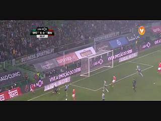Benfica, Jogada, Pizzi , 8m
