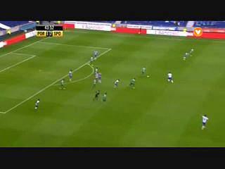 FC Porto, Jogada, Casemiro, 44m