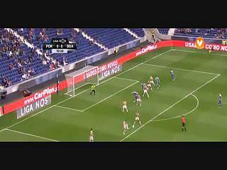FC Porto, Golo, Danilo Pereira, 11m, 1-0
