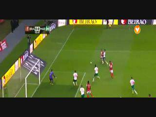 Resultado ao Intervalo – Sp. Braga 1-1 Marítimo