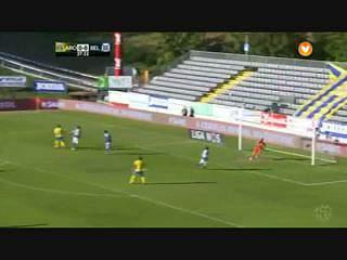 Liga (6ª J): Resumo Arouca 2-2 Belenenses