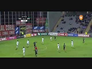 Sporting, Jogada, Slimani, 73m