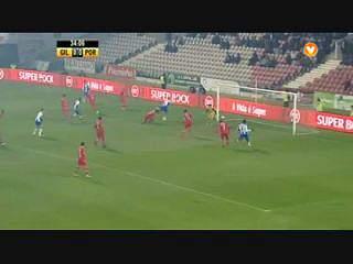 FC Porto, Jogada, Alex Sandro, 33m