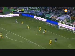 Sporting, Jogada, Carrillo, 86m