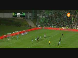 Sporting, Jogada, Jefferson, 85m