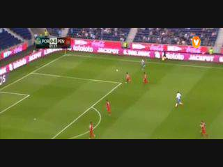 FC Porto, Jogada, Danilo, 2m