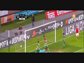 Liga (19ª J): Resumo Sp. Braga 5-1 Rio Ave