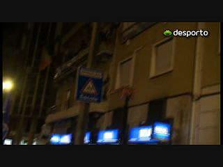 O nome Domingos ecoou por Lisboa
