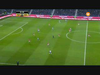Liga (13ª J): Resumo FC Porto 0-2 Benfica